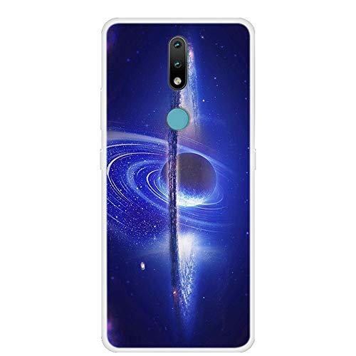 LTao-case [SCH5] Für Nokia 2.4 Phone hülle, Nokia 2.4 Handyhülle Soft Silikon Schutzhülle 16