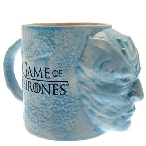 GOT - Night King Shaped Mug