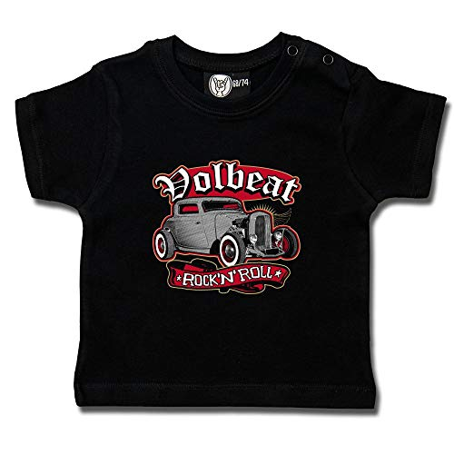 Volbeat (Rock 'n Roll) - Baby T-Shirt Größe 68/74