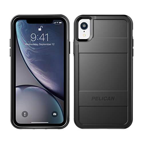 Pelican Protector iPhone XR Case (Black)