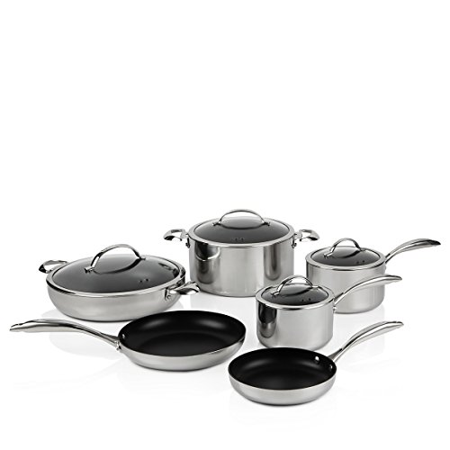 SCANPAN CTP 10 Piece Cookware Set