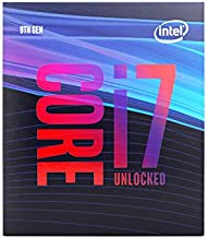 Intel Core i7-9700K Desktop Processor 8 Cores up to 4.9 GHz Turbo Unlocked LGA1151 300 Series 95W