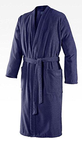 Joop! Herren Kimono-Bademantel Classic | 1618 Indigo - 46/48