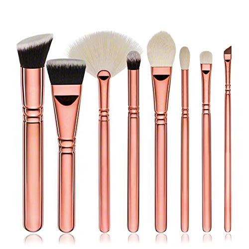 Nwn Maquillage Brush Set, Fondation Crayon Sourcils Fard à Joues Correcteur, Outil de Maquillage Halloween