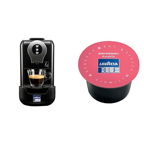 Amazon.com | Lavazza 041953000068 LB 901 Blue Single Serve ...
