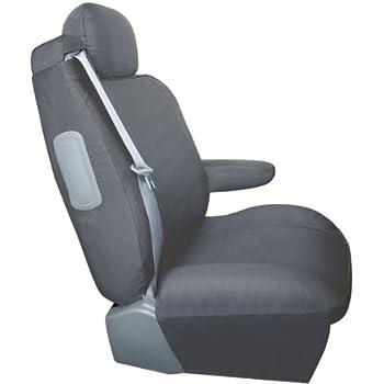 Backrest Seat Cover Saddle Blanket Fabric Blue Saddleman Custom Made Front Bench