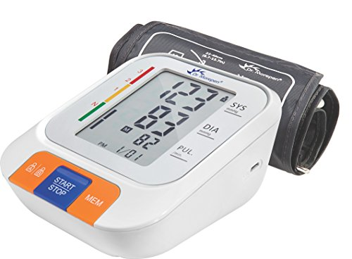 DR. MOREPEN EMZMOREPEN-BP15 Blood Pressure Monitor (White)