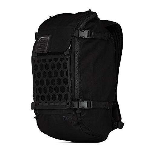 5.11 TACTICAL SERIES AMP24 Backpack Mochila Tipo Casual, 51 cm, Negro (Black)