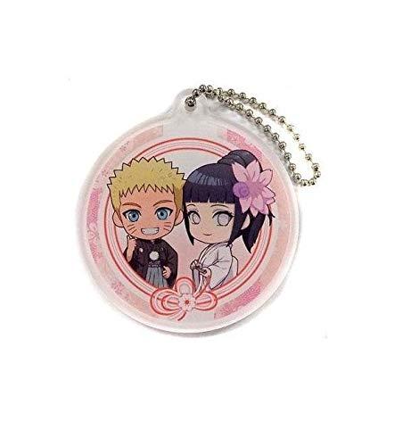 BANPRESTO OFFICIAL Naruto Boruto The Movie Schlüsselanhänger aus Kunststoff für Hochzeit 6 cm Anime