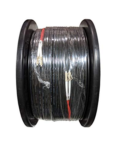 RiteAV - Direct Burial/Outdoor LC-LC 2-Strand Fiber Optic Cable -...