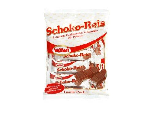 Wawi Schoko-Reis Minis 250g