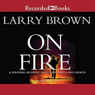 On Fire audiobook cover art