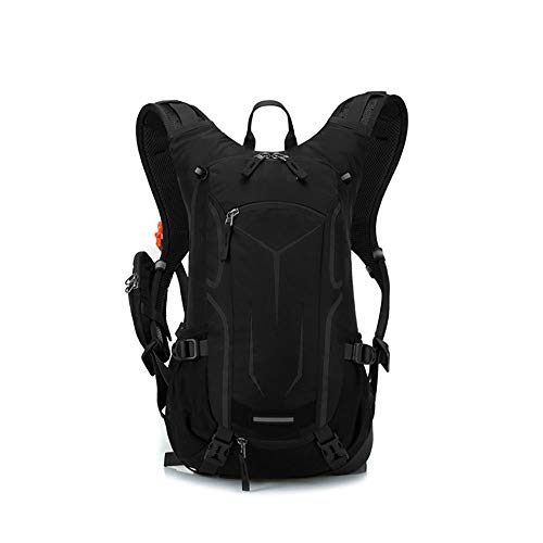 Bicycle Shoulder Backpack, Bike Backpack, Cycling Backpack Waterproof, Outdoor Sports Riding Travel Backpack, Lightweight Breathable Bike Backpack, for Outdoor Riding Hiking Mountaineering Climbing