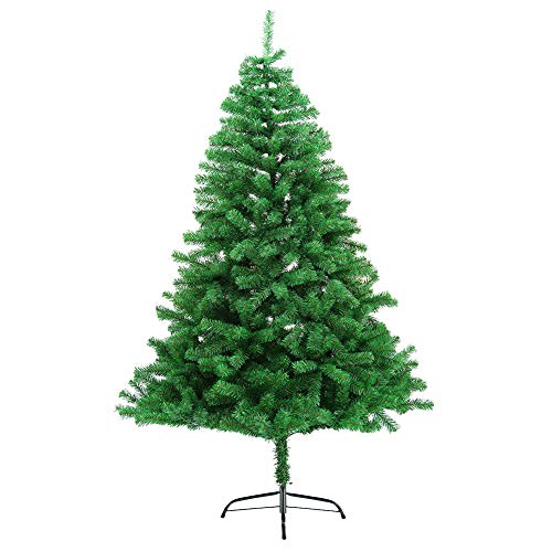 BIG HEAD BOY Classic Blue Spruce Artificial Christmas Tree 70in