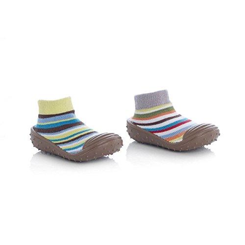 Jane Soki 's – sokken voor de eerste stappen.