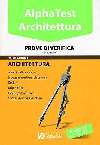 Alpha Test. Architettura. Prove di verifica