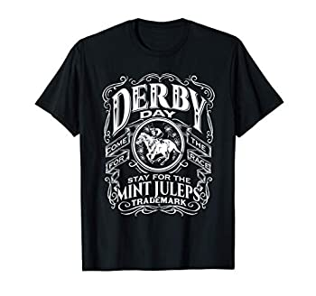 Funny Derby Day and mint juleps Kentucky horse racing T-Shirt