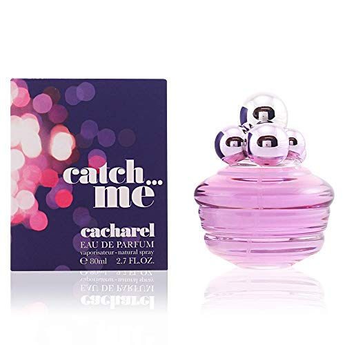 Cacharel Catch Me femme / woman, Eau de Parfum, Vaporisateur / Spray 80 ml, 1er Pack (1 x 80 ml)