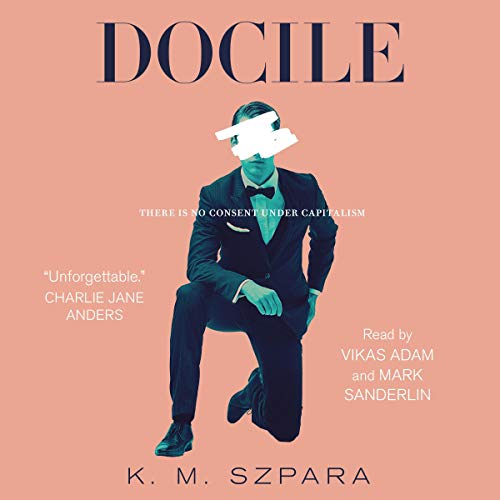 Docile audiobook cover art