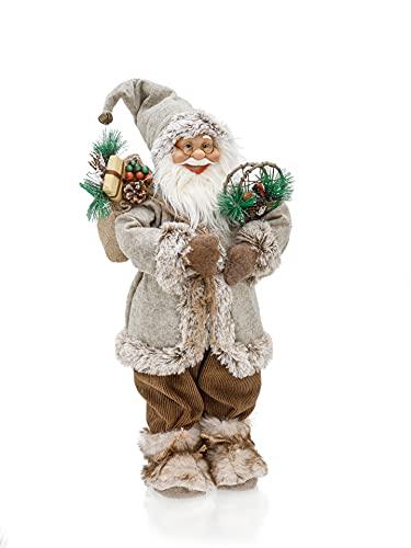 Pfaff Papá Noel, Natural/Beige, 60 cm