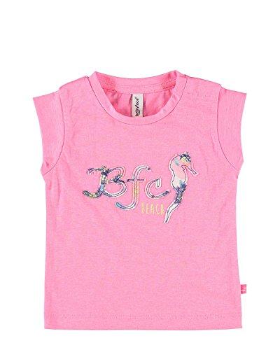 Babyface Bébé Fille T-Shirt/Tee Shirt, Rose, Taille 92