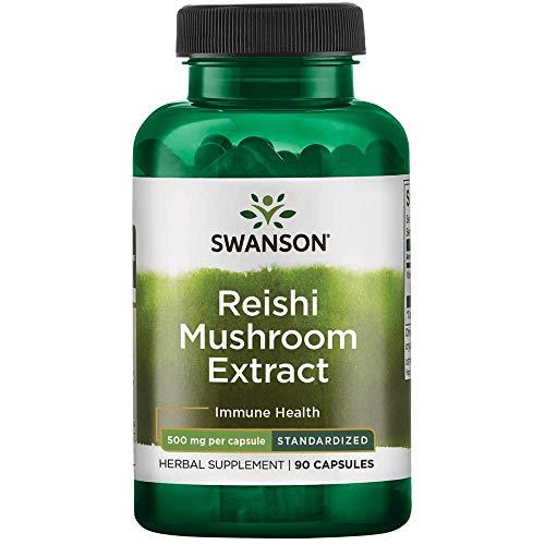 Swanson Reishi Mushroom Extract 90 kaps.