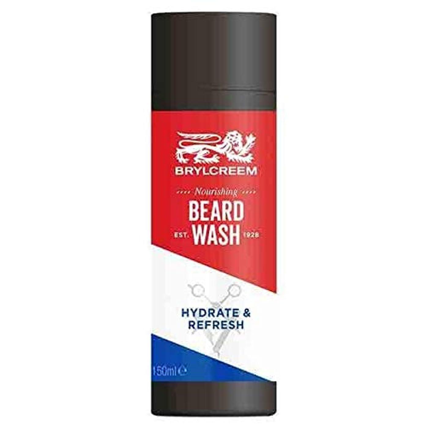 贅沢寓話いとこ[Brylcreem] Brylcreem栄養ひげウォッシュ - Brylcreem Nourishing Beard Wash [並行輸入品]