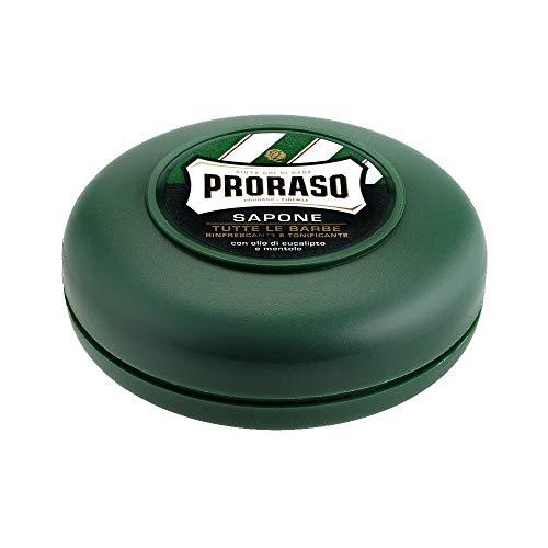 Proraso grün Seife in Schüssel Erfrischende–1Stück