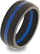police silicone rings
