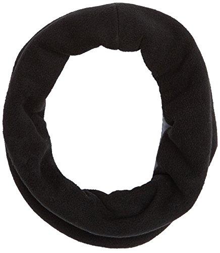 NIKE Bufanda de cuello reversible unisex, Unisex adulto, N.WA.53.088.OS, negro/gris, talla única