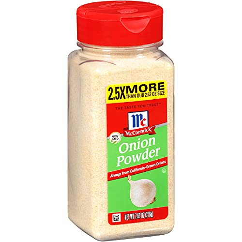 McCormick Onion Powder, 7.62 OZ