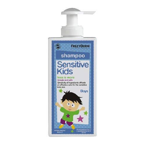 FREZYDERM Sensitive Kids Shampooing pour garçons