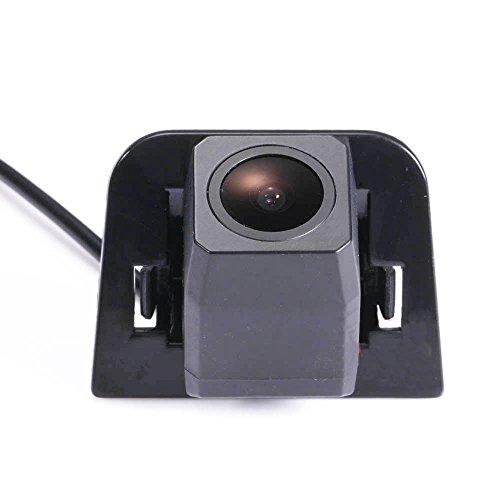 HD Telecamera retromarcia colori visione notturna sistema parcheggio impermeabile resistente agli urti per Toyota prius from 2012
