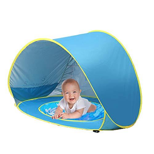 SUNBA YOUTH Baby Beach Tent for Family