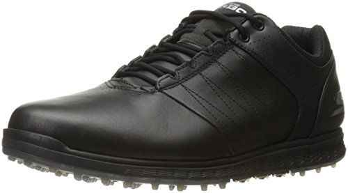 Skechers Performance Men's Go Golf Elite 2 Golf Shoe,Black,10.5 M US