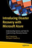 Introducing Disaster Recovery...image