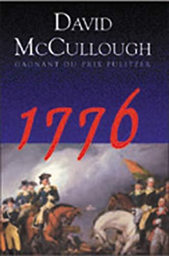 Livre sur l'histoire de la guerre 1776