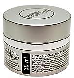 "World of Nails-Design Allround LED/UV-Gel""3 in 1"", Premium Edition, 1er Pack (1 x 30ml)"