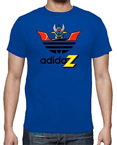 The Fan Tee Camiseta de Hombre Mazinger Z Puños Fuera 021 XL