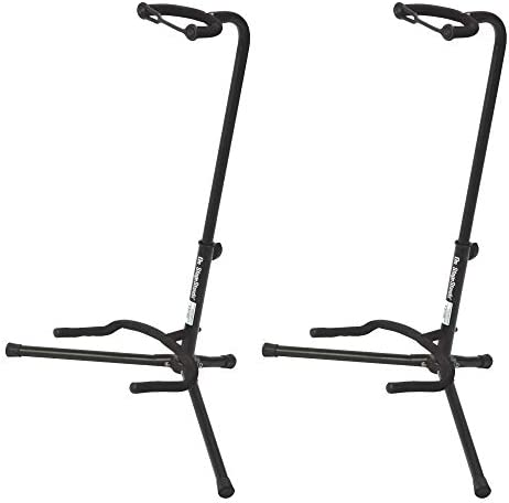 On Stage Stands XCG 4 Classic Guitar Stand 2 Pack Bundle product image
