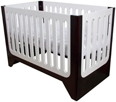 Amazon Com Babyletto Lolly 3 In 1 Convertible Crib With
