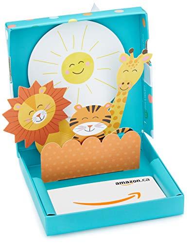 Amazon.ca Welcome Baby Gift Box