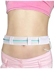 LLC Cinturón De Catéter De Diálisis Peritoneal Fácil De Usar Cinturón De Cintura De Catéter Cinturón De Protección Abdominal-para El Hogar Sujetador De Catéter De Diálisis para Pacientes,M