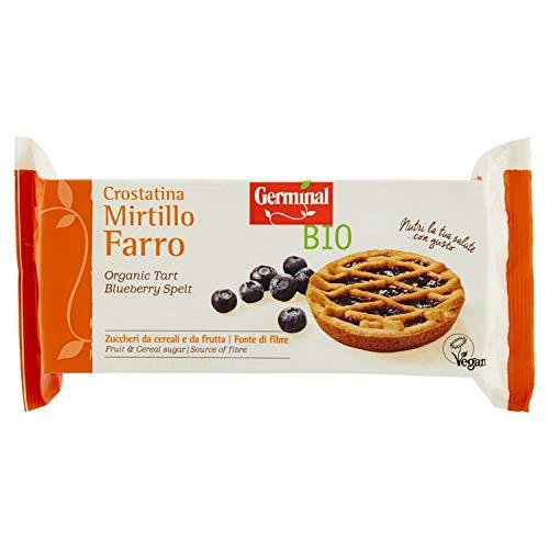 Germinal Bio Crostatina Mirtillo Farro - 200 gr
