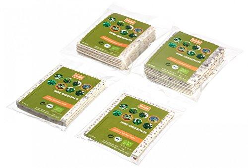 Cressbar® Cresspads - praktisches Nachfüllpack der Kresse-Einleger für frische Kresse in den Geschmacksrichtungen Radieschen, Rucola, Senf und Gartenkresse