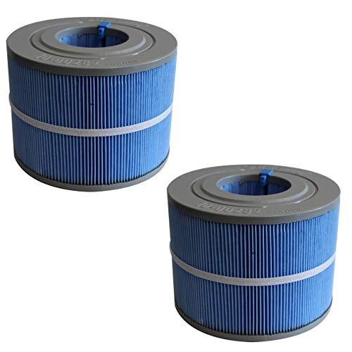 Villeroy & Boch Filterset für A/R und X-Series 2 x Ersatzfilter UCCOM1320