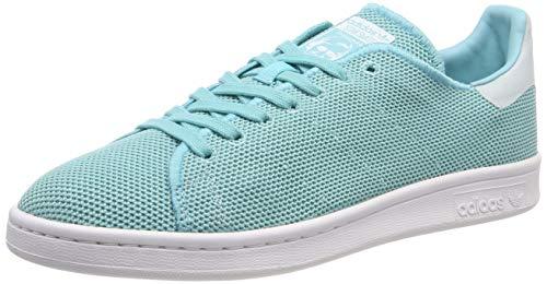 adidas Damen Stan Smith ba7146Trainer, grün (Mint/White), 40 2/3 EU