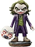 DC Comics MiniCo: The Joker MiniCo Figure | DC Comics Iron Studios | 7