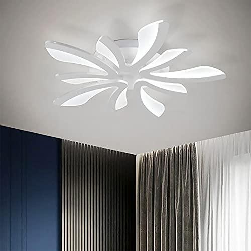 Ganeed Moderno Plafoniera a LED, Lampadari a Lampada da soffitto in Acrilico da 50W, Illuminazione a...