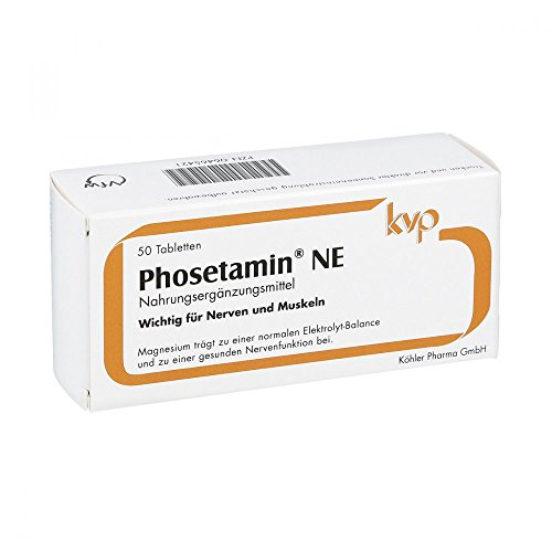 Phosetamin NE Tabletten, 50 St. Tabletten